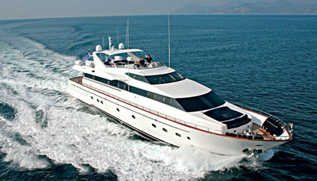 Monte Carlo Charter Yacht - 2