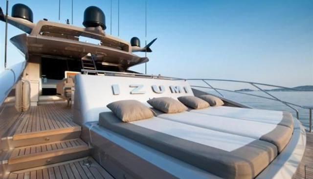 Izumi Charter Yacht - 3
