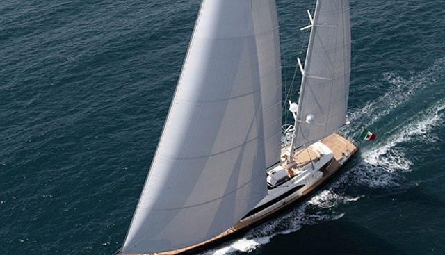 Fidelis Charter Yacht