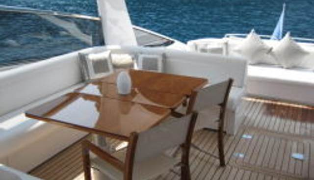 Thunder Charter Yacht - 2