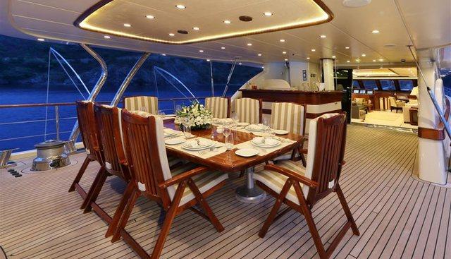 Daima Charter Yacht - 4