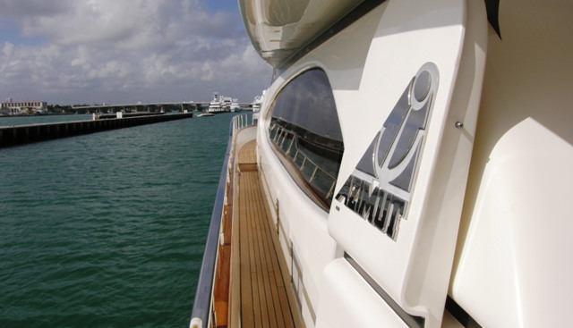 Goddess Charter Yacht - 2