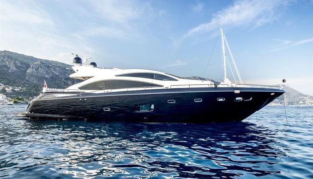 Pelagia Charter Yacht