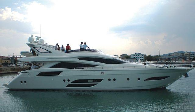 Sascha Charter Yacht - 6
