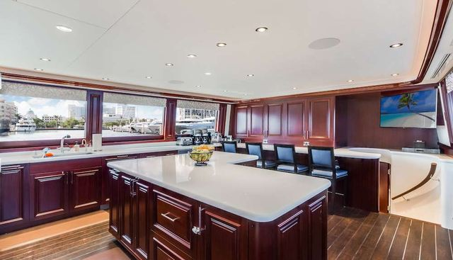 Our Heritage Charter Yacht - 8