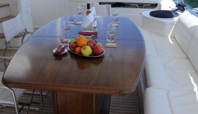 Fora Charter Yacht - 3
