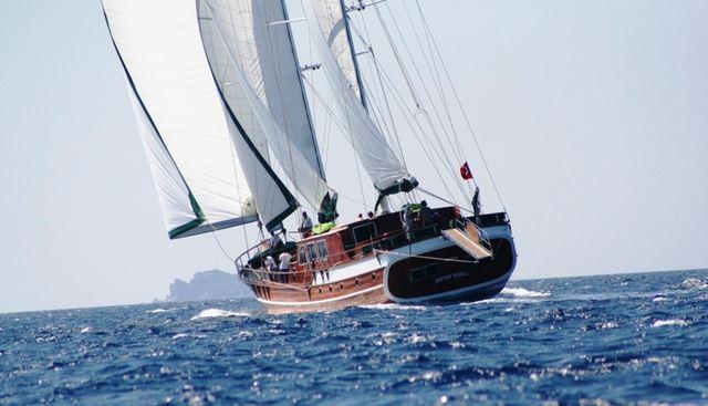 Kaptan Yilmaz 3 Charter Yacht