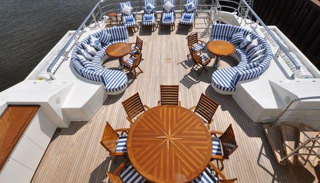 Lady Kathryn V Charter Yacht - 4