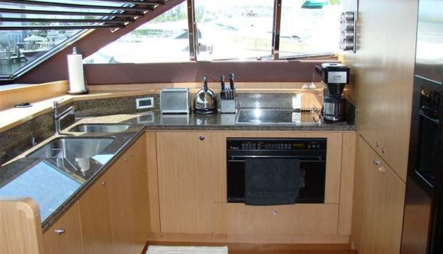 Aurora Dignitatis Charter Yacht - 5