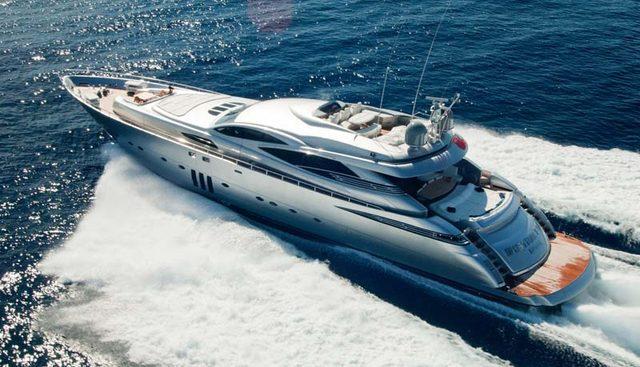 Shooting Star Charter Yacht