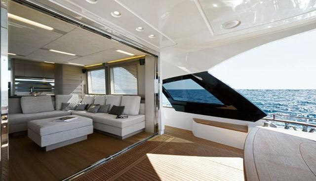 Esmeralda of London Charter Yacht - 4