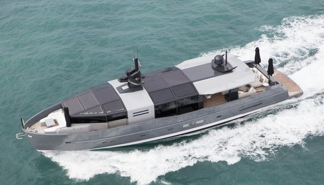 Sea Coral 1 Charter Yacht