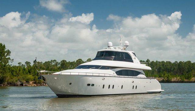 Never Rest Charter Yacht