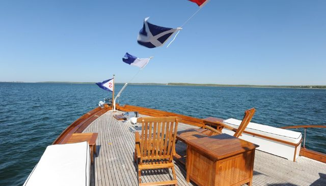 America Charter Yacht - 3