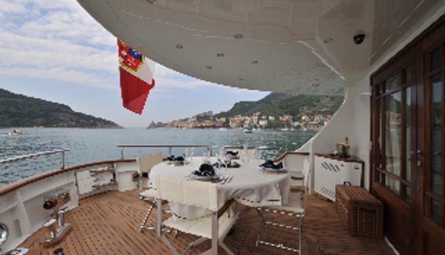 Mrs White Charter Yacht - 3