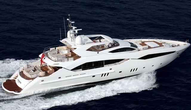 Evil Zana II Charter Yacht