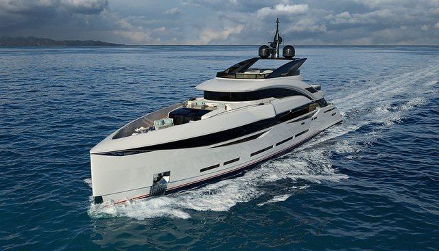 ISA Gran Turismo 45/ 01 Charter Yacht - 3