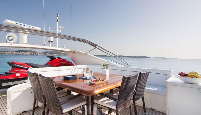 Aetos E Charter Yacht - 4