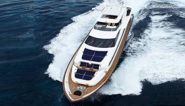 Nassica Charter Yacht - 3