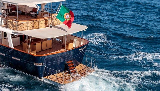 Arionas Charter Yacht - 4