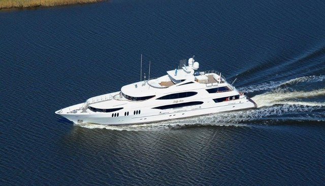 Lady Sura Charter Yacht