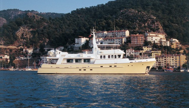 Tivoli Charter Yacht - 3