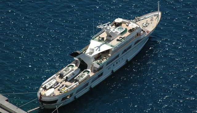 Esmeralda Charter Yacht - 3