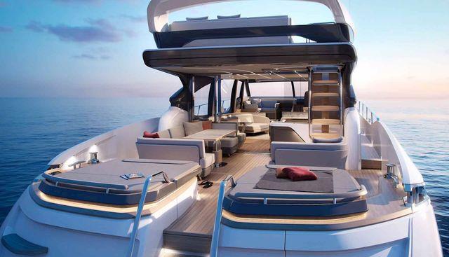 SCORE ONE Charter Yacht - 3