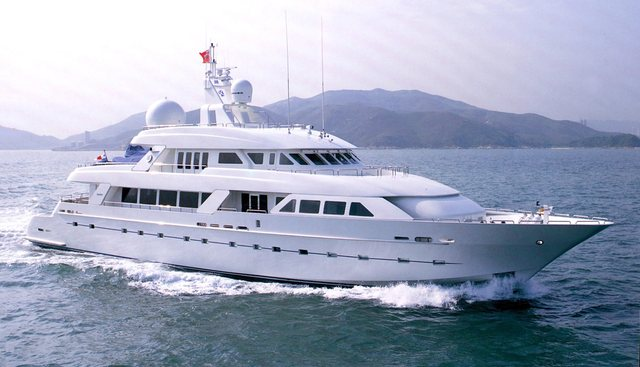 Island Heiress Charter Yacht