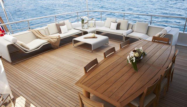 Megan Charter Yacht - 7