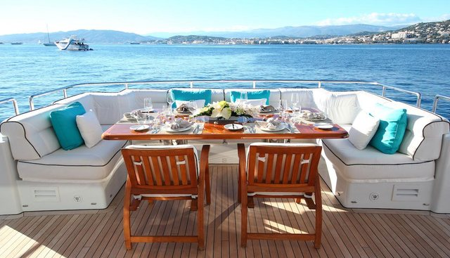 Perle Noire Charter Yacht - 5