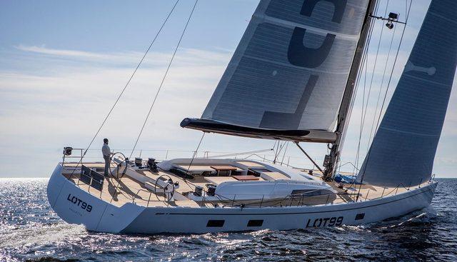 Lot 99 Charter Yacht