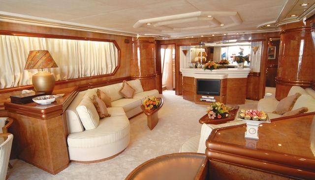 Dynasty Charter Yacht - 2