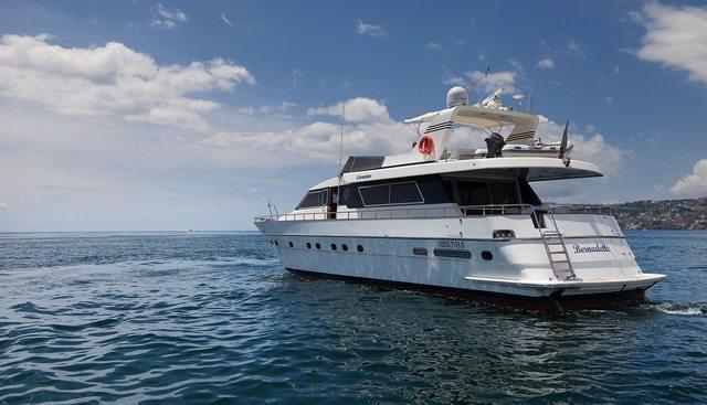 Bernadette Charter Yacht - 2