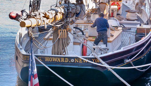 Lettie G Howard Charter Yacht - 5