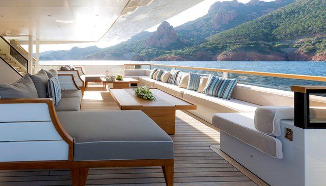 Taiba Charter Yacht - 4