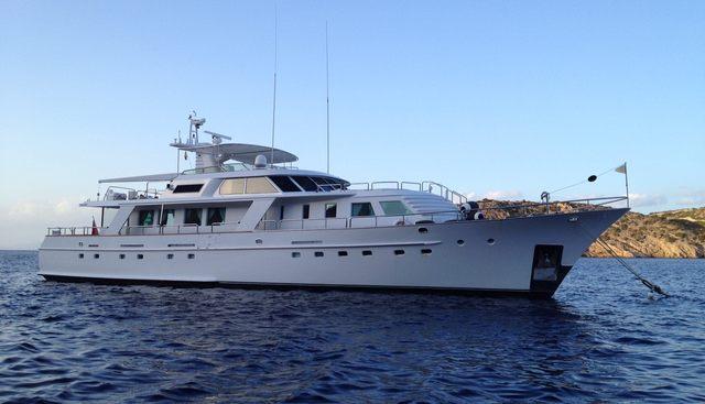 Walzing Mathilda Charter Yacht