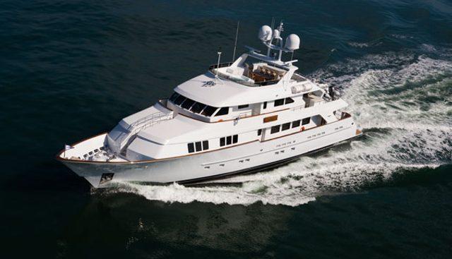 Areti I Charter Yacht