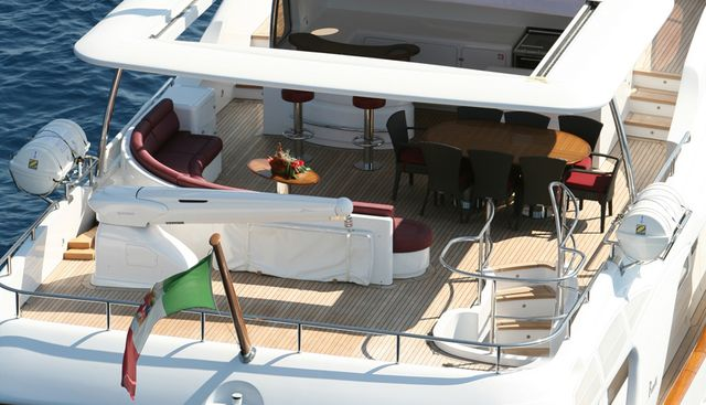 Cuff Link Charter Yacht - 3