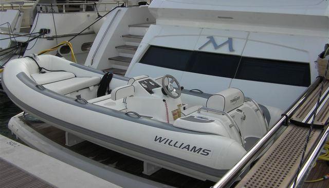 M Charter Yacht - 6