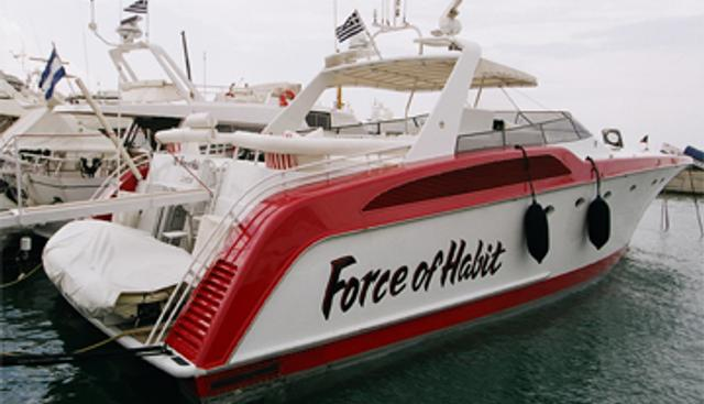 Force of Habit Charter Yacht - 4