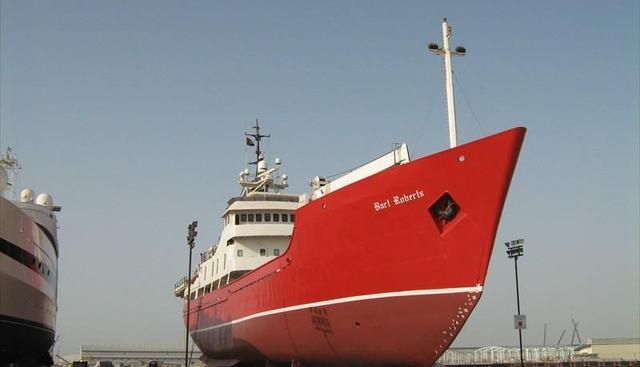 Bart Roberts Charter Yacht - 2