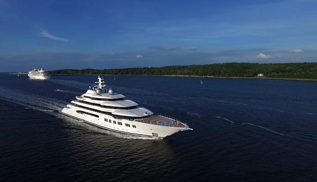 Amadea Charter Yacht - 2