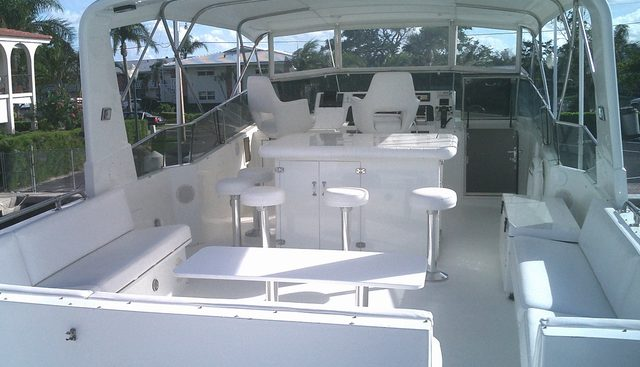 Party Girl Charter Yacht - 2