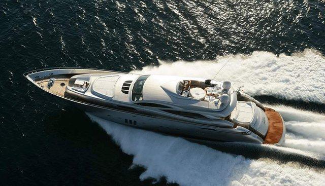 Spirit of Brazil VIII Charter Yacht - 2