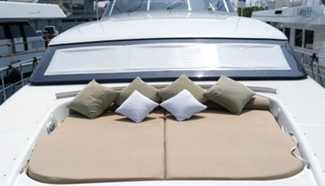 Equilibrium Charter Yacht - 2