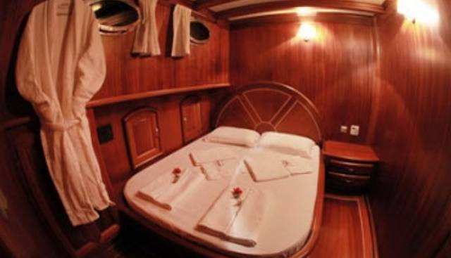 Galip Nur Charter Yacht - 5