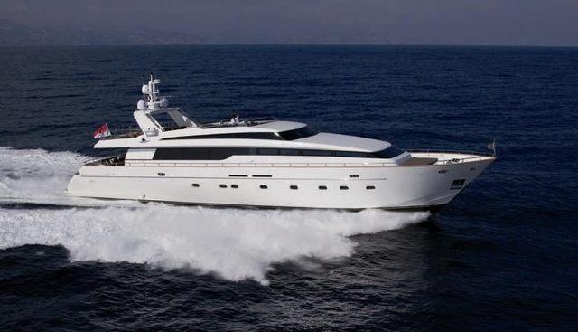 Keep Cool Charter Yacht