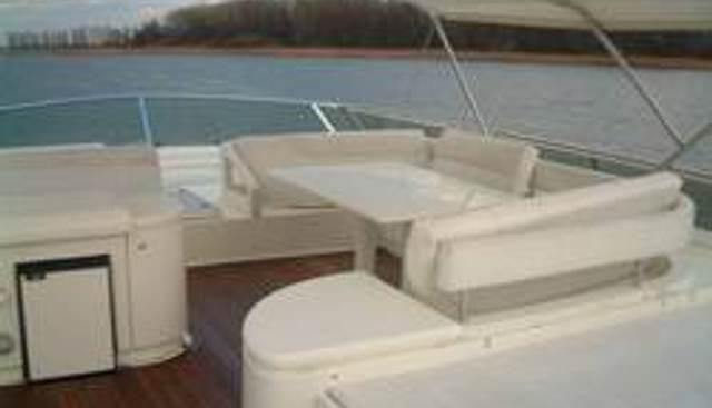 Dewa Raci Charter Yacht - 3