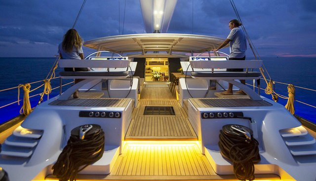 Radiance Charter Yacht - 2